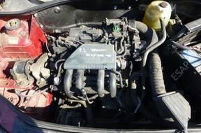 двигатель RENAULT CLIO II TWINGO 1.2 8V