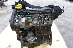 двигатель RENAULT CLIO MEGANE 1.5DCI K9KB702