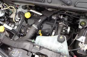 двигатель RENAULT CLIO  MEGANE SCENIC  III 1.5dci dci