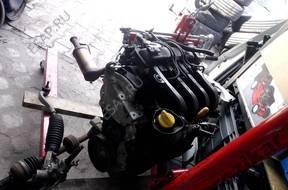 двигатель RENAULT CLIO TWINGO MODUS SANDERO 1.2 16V