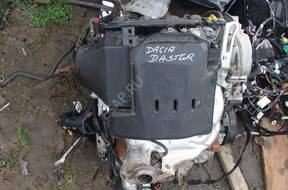 двигатель RENAULT DACIA DUSTER 1.6 16V   DACIA DUSTER