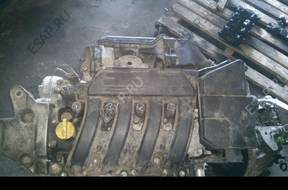 двигатель RENAULT ESPACE 2.0 IV 16V BEZ TURBO