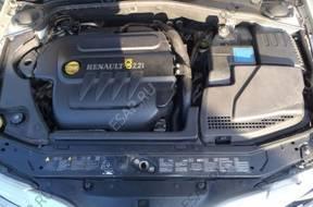двигатель Renault Espace Laguna 2.2 dCi 150 л.с. G9T