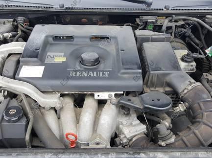 двигатель  RENAULT LAGUNA 1 и-2.0 16V-140 KM-VOLVO