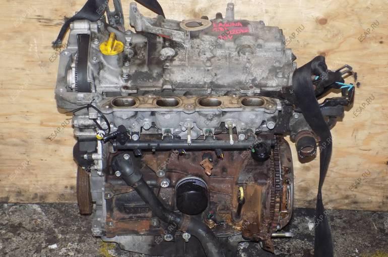 двигатель RENAULT LAGUNA 1.8