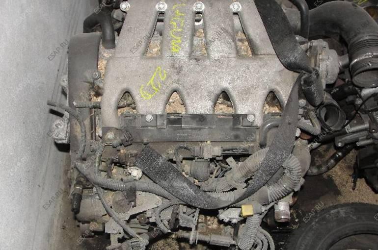 двигатель - RENAULT LAGUNA 2,2 D