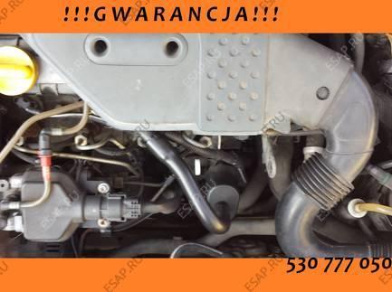 двигатель Renault LAGUNA COUPE 2.0 DCI 180 KM