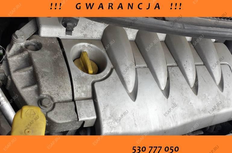 двигатель RENAULT LAGUNA III 1.5 DCI 110 KM K9K 3780
