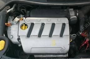 двигатель RENAULT LAGUNA SCENIC ESPACE 2.0 16V F4