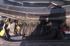 двигатель renault megane scenic clio modus  1.4 16V