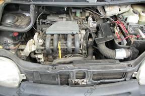 двигатель RENAULT TWINGO и лифт. версия  CLIO II 1.2 121 TKM