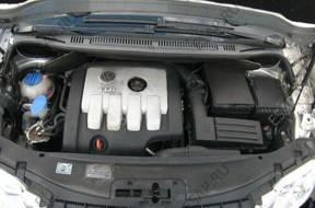 двигатель с wymian 2.0 tdi  BMM 140 л.с.