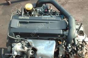 двигатель SAAB 9-5 95 2.3 TURBO 2.3T ecopower