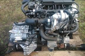 двигатель SMART FORFOUR COLT 1.3 1.5 бензиновый