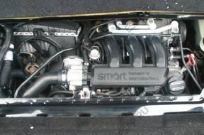 двигатель SMART FORTWO бензиновый 600ccm