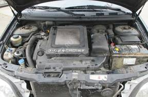 двигатель SUPEK 2,9 CRDI KIA CARNIVAL II