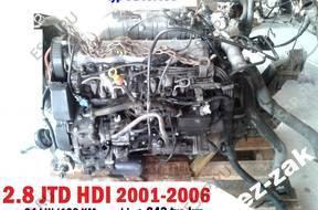 двигатель Supek CITROEN JUMPER PEUGEOT BOXER 2.8 HDI