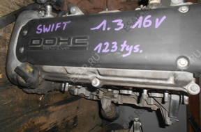 двигатель SUZUKI SWIFT 1.3 16V  FV 123 TKM