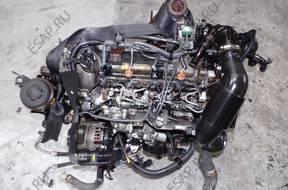 двигатель Toyota Auris 1.4 D-4D комплектный 2007r.