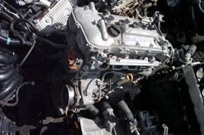 двигатель TOYOTA AURIS 1.6 2009r бензиновый