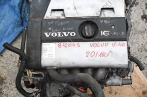двигатель VOLVO V40 2.0 16V B4204S бензиновый