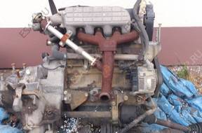двигатель ze skrzyni fiat Ducato 2.8 D