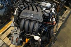 Двигатель1.6 8V BSE LEON II A3 8P GOLF V OCTAVIA II