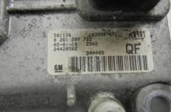 ЭБУ 0261207722 24420562 OPEL ASTRA III H 1.4 16V Z14XEP