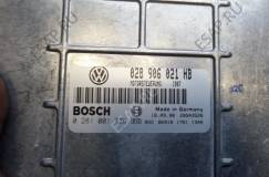 ЭБУ BOSCH 028906021HB 0281001736 VW SHARAN 1.9 TDI