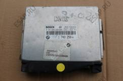 ЭБУ BOSCH 1743250 0261203590 BMW E36 1.8 iS