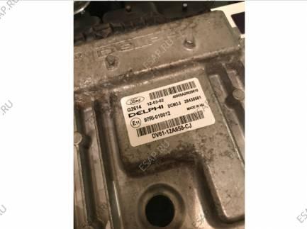 ЭБУ DELPHI  dv41-12a650-cj 28430561 dcm 3.5 FORD KUGA 2.0 TDCi