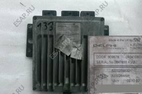 ECU RENAULT 8200259832 8200264698 delphi  _133
