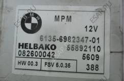 Электронный модуль MPM HELBACO 6982347 6135-6982347-01 55892110 BMW E60 E61
