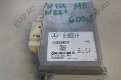 электронный модуль радара Distronic A0009002003 MERCEDES W221