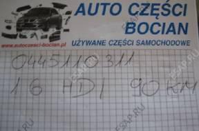 Форсунка   0445110311 PEUGEOT 1.6 HDI