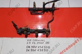 Форсунка KIA CARNIVAL 2.5 V6   0K9BV13250