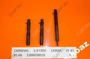 Форсунка KIA CARNIVAL 2.9 CRDI 143KM J3