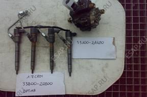 Форсунка KIA OPTIMA 2012 1.7 CRDI   0445110411