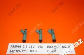 Форсунка TOYOTA PREVIA II 2.4 VVTI 02
