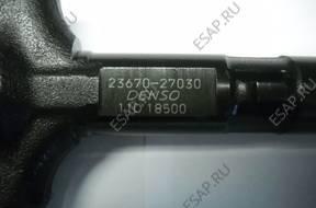 Форсунка  Toyota Rav4 Previa Corolla Avensis 2.0 D4D