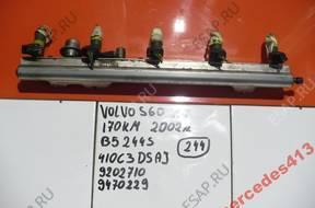 Форсунка VOLVO S60 S80 2.4 170KM 02