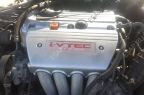 HONDA ACCORD VII 2.4 двигатель