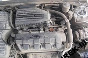 HONDA CIVIC SEDAN 01-04 двигатель 1.6 16V VTEC V-TEC