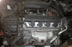 HONDA CIVIC SEDAN 2001-2005 двигатель 1.6
