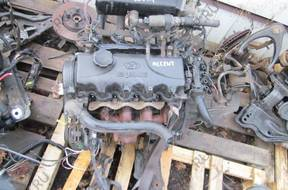 HYUNDAI ACCENT 94-99 - двигатель 1.3 12V