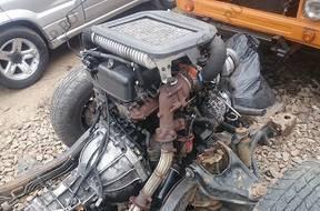 Isuzu Trooper 3,0 D двигатель комплектный
