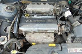 KIA CLARUS 2.0 1999 год двигатель- 175 ТЫС. КМ..km