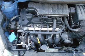 KIA PICANTO RIO HYUNDAI I30 двигатель 1.2 16V G4LA