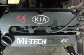 KIA RIO и двигатель 1.5 16V MI-TECH