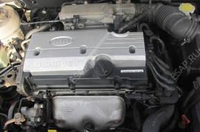 KIA RIO III 05-10  1.4 16V двигатель  PRZEBIEG 20 TYS
